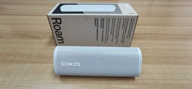 sonos roam hands on review you are gonna hear it roar