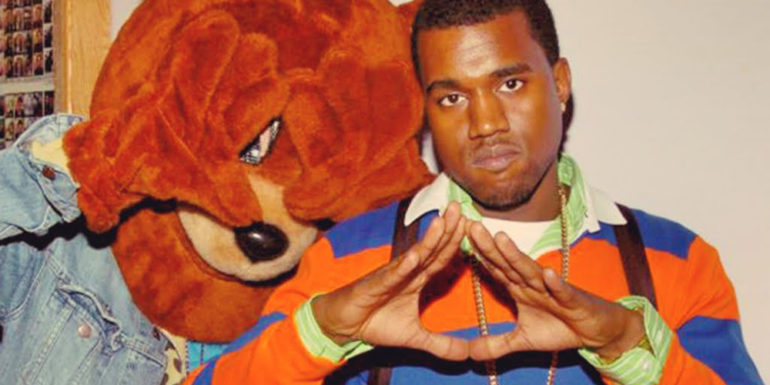 college dropout kanye west